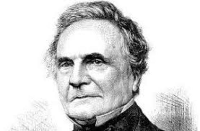 Charles Babbage y la primera computadora