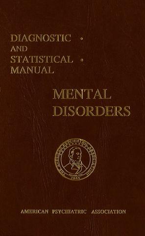 Publicación del DSM I