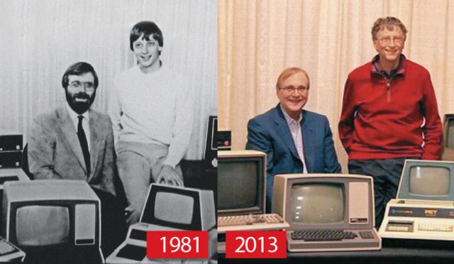 Bill Gates Inicios de su empresa
