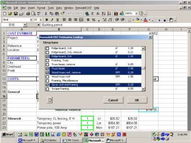 MICROSOFT EXCEL  7.0 (Office '95)