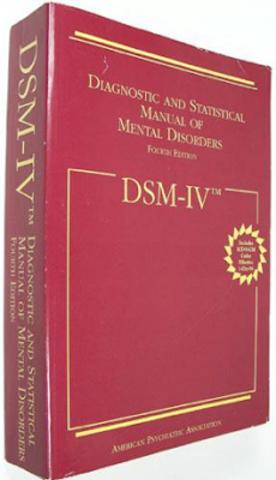 La Asociación Psiquiátrica Americana publica el DSM-IV