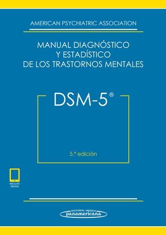 La Asociación Estadounidense de Psiquiatría publica el DSM-V