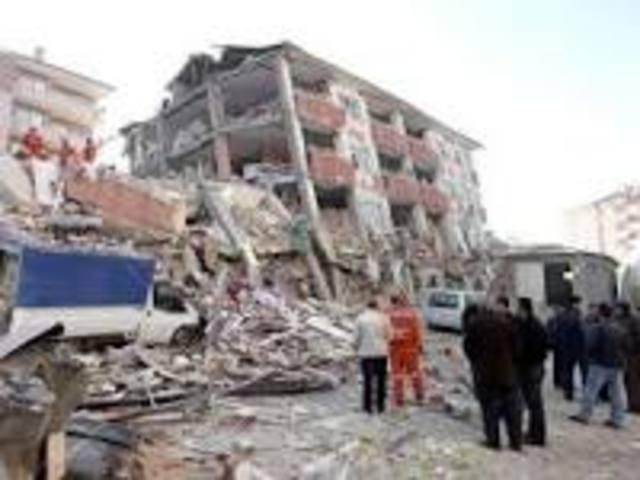 Terremoto en el eje Cafetero