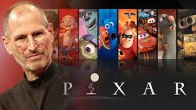 Pixar (Steve Jobs)
