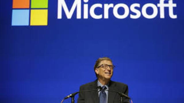 Microsoft (Bill Gates)