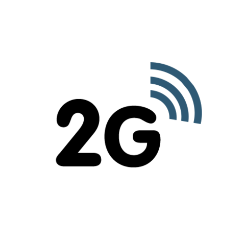 2G Segunda Generación (GSM)