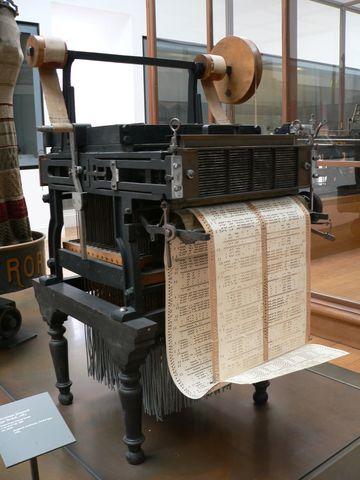 Máquina del telar