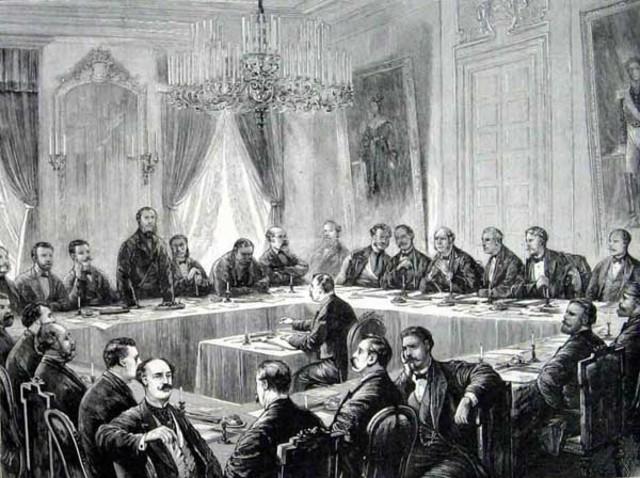 La Conferencia de Bruselas