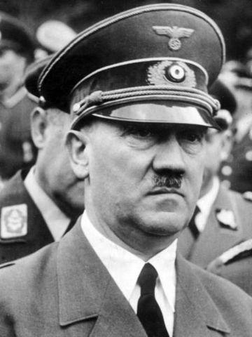 Adolf Hitler .