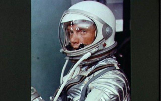 Astronat John Glenn