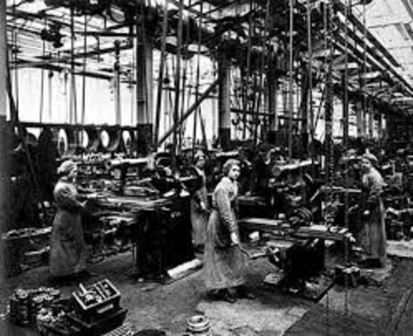 """Primera Guerra mundial: """"Calidad de inspección"""""""