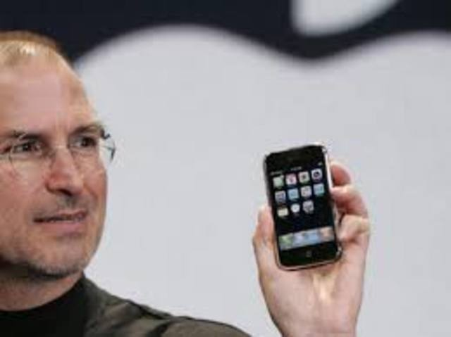 Steve Jobs, Scott Forstall, Charles J. Pisula, Chris Blumenberg, Wayne C. Westerman, Henri C. Lamiraux y Paul D. Marcos
