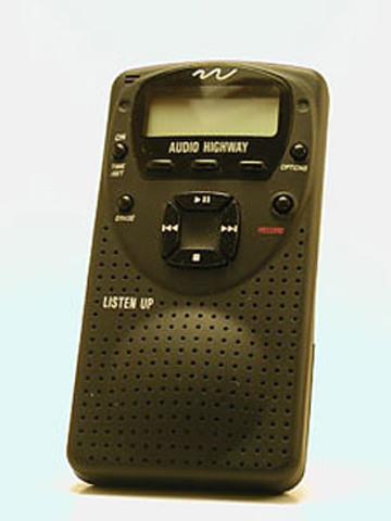 Primer reproductor de mp3 (Audio y telecomunicaciones)