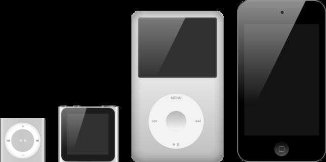 Sale a la venta el iPod (Audio y telecomunicaciones)