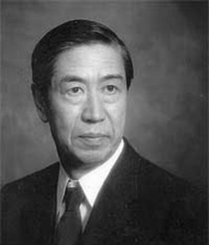 profesor Gen'ichi Taguchi