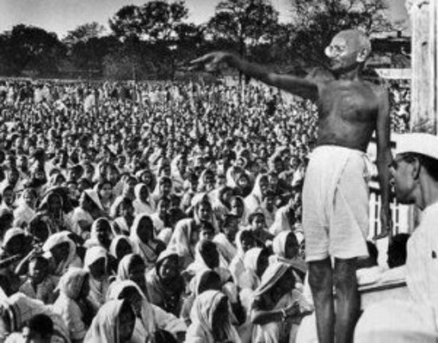 Protestas en la India