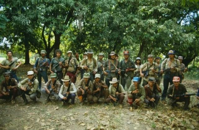 El Conflicto Armado desde 1980 y 1992