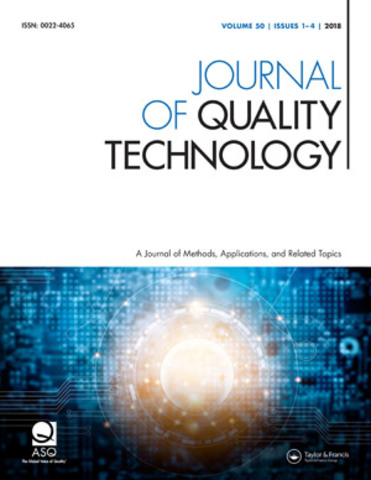 quality progress y Journal of Quality Technology