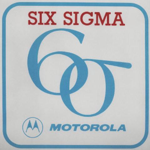 Seis Sigma de Motorola
