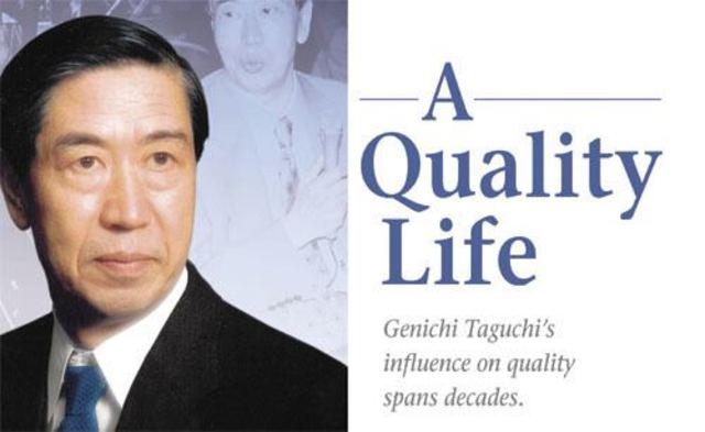 Gen'ichi Taguchi - Metodo Taguchi