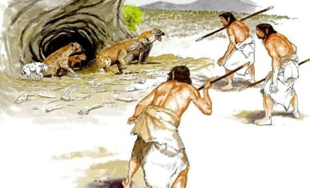 El inicio del hombre y la caza