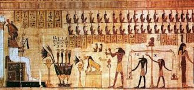 Civilizaciones caldeas y egipcias