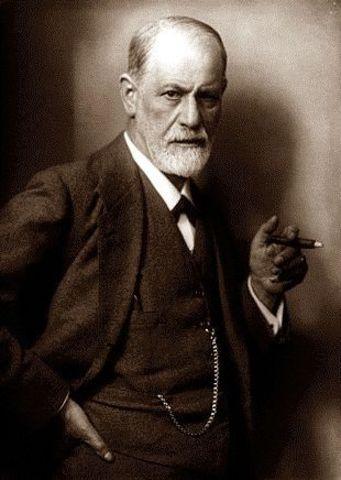 Nacimiento de Sigmund Freud