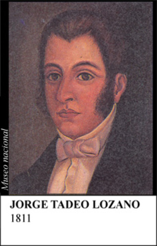 JORGE TADEO LOZANO ABRIL 1811- SEPTIEMBRE DE 1811