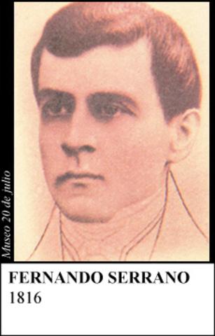 FRENANDO SERRANO 1816