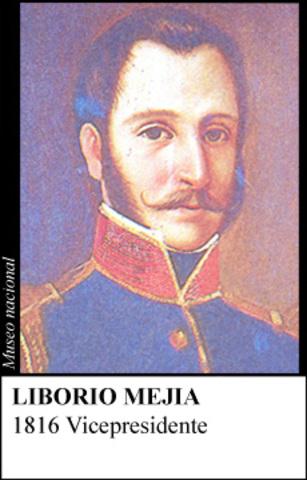 LIBORIO MEJIA
