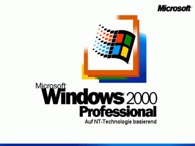 Se lanza Windows 2000 (Computadoras)