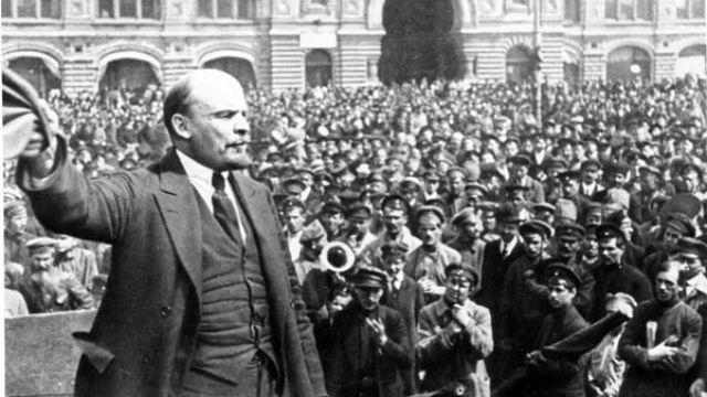 Revolución Rusa y el Comunismo