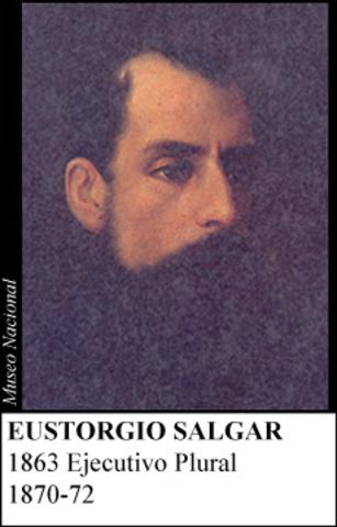 EUSTORGIO SALGAR 1870-72