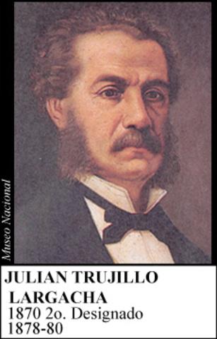 JULIAN TRUJILLO 1878-80