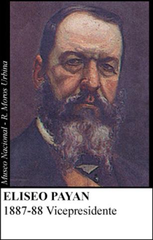 ELISEO PAYAN 1887-88