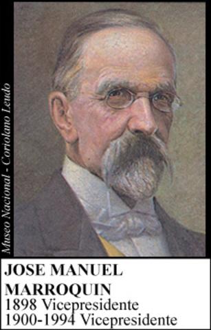 JOSE MANUEL MARROQUIN