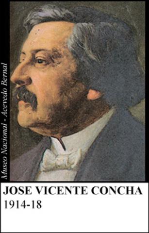 JOSE VICENTE CONCHA 1914-18