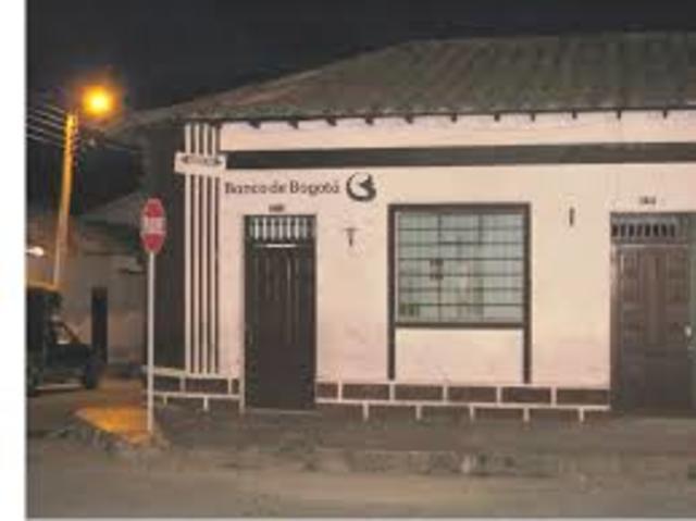 SURGIMEINTO DE LOS BANCOS LIBRES