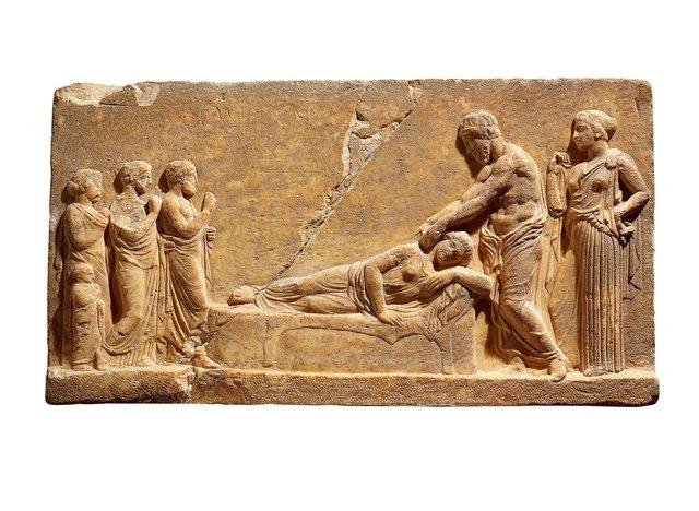 La Grecia clásica.
