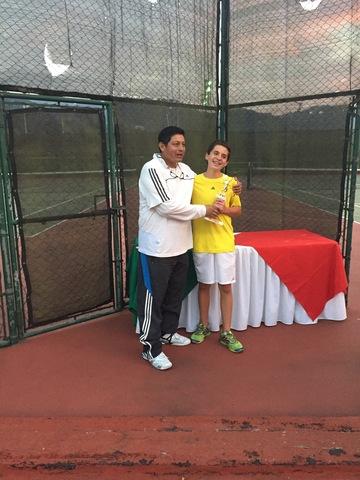 Primer Torneo de Tenis que Gane