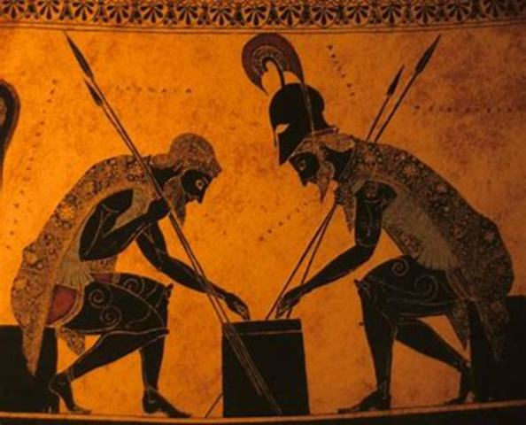 Cultura grecolatina - Pitagoras