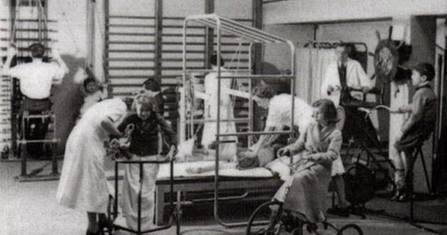 Antecedentes de la Fisioterapia en el siglo XIX