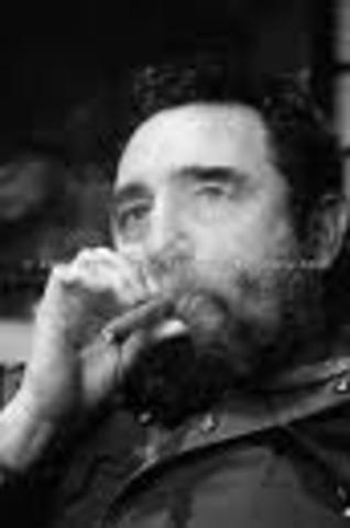 Fidel Castro seises property
