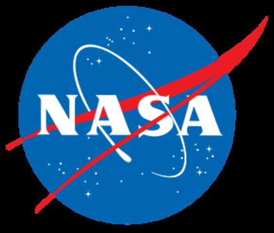 NASA formed by USA