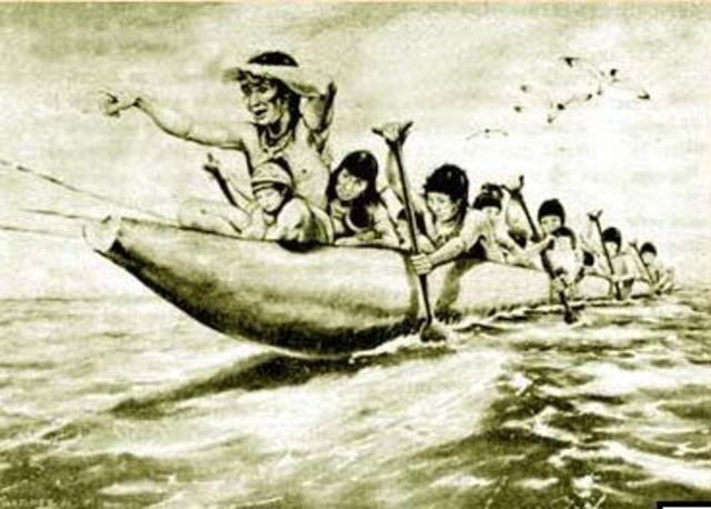 Segunda Migración