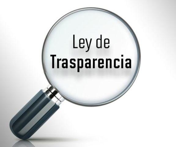 Publicacion de la Ley de Transparencia y Acceso a la Información Publica Gubernamental