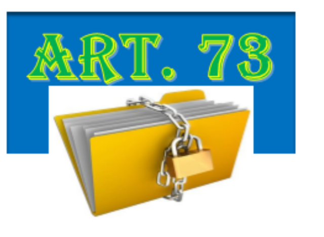 Reforma del Artículo 73