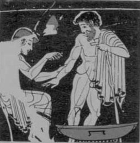 Hipócrates y Galeáno