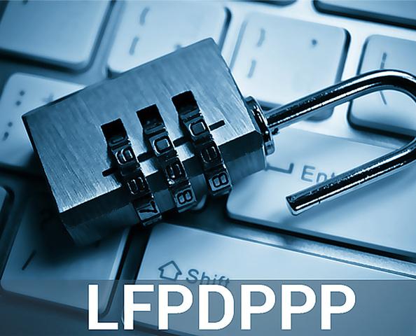 Ley Federal de Protección de Datos Personales en posesión de los Particulares (LFPDPPP)