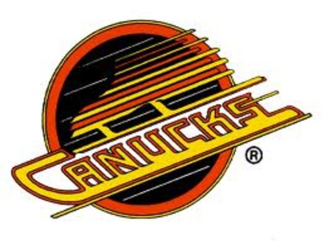 cancuks 94'95 season